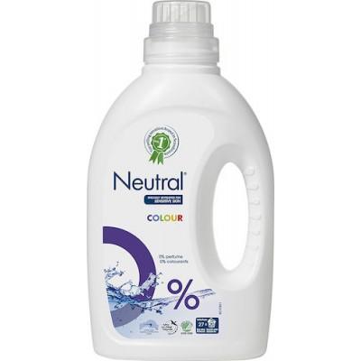 Tvättmedel Neutral Color Flytande 1,08Liter (Miljö)