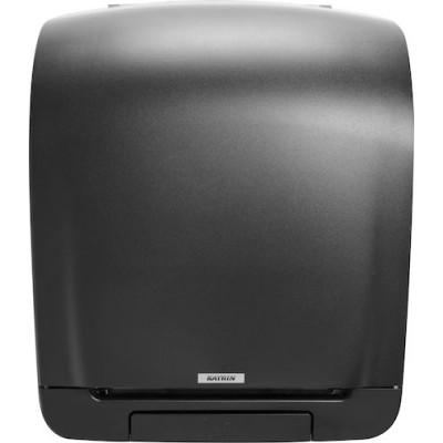 Katrin Dispenser System Handduk Svart