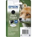 Bläckpatron Epson T1281 Svart