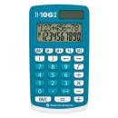 Texas TI-106II Solar Miniräknare