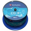 CD-R Verbatim Cakebox 50st/fpk