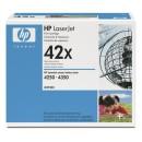 Toner HP 42X Q5942X Svart