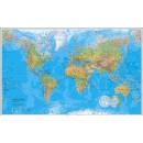 Världskarta 1:30 Miljoner 137x85cm