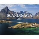 Väggkalender Scandinavia (Miljö)